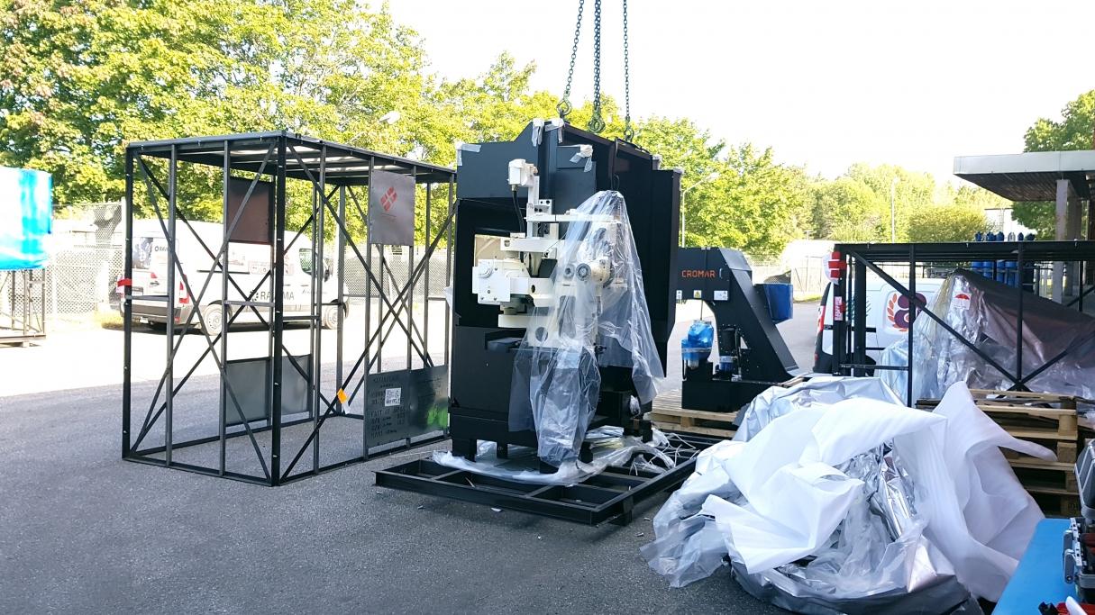 Nya maskinen 3